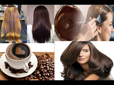 How To Color Hair Naturally With Coffee