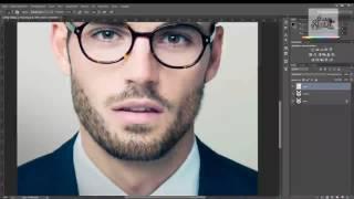 Рисуем эффектную бороду в фотошоп Photoshop