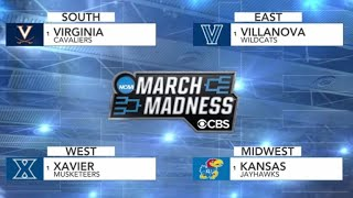Breaking down the NCAA March Madness tournament matchups