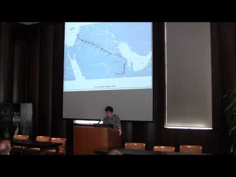 "Rania Ghosn - ""The Geographies of the Trans-Arabian Pipeline"""
