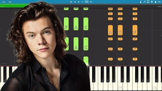 Harry Styles - Sign Of The Times - Piano Tutorial - Instrumental