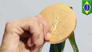 Rio 2016 Olympics: How much gold is in an Olympic gold medal? Here's the answer - TomoNews