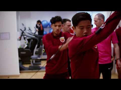 Shanghai SIPG Under-21s Tour of England - Episode 2 | Trans World Sport