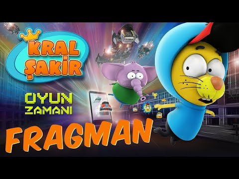 """Kral Şakir """"Oyun Zamanı"""" - Fragman (Sinemalarda)"""