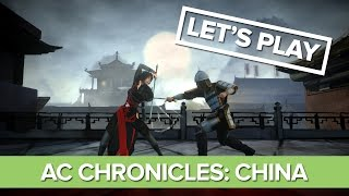 Let's Play Assassin's Creed Chronicles China - NEVER LISTEN TO MIKE