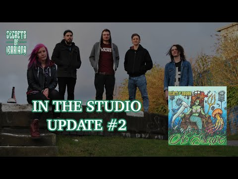 Secrets of Mariana - Studio Update Part 2