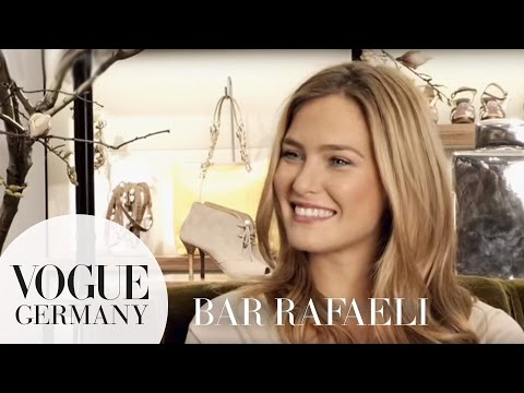 Bar Refaeli im Interview