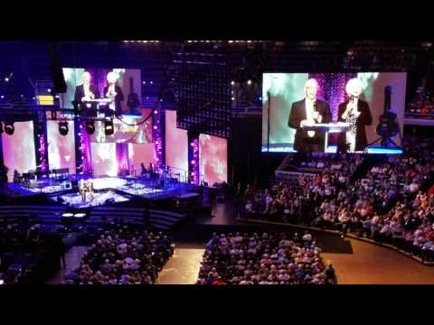 Assemblies of God General Superintendent George O. Wood at Assemby of God National Council! 1