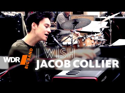WDR Big Band feat. Jacob Collier -  I wish (Rehearsal) | WDR