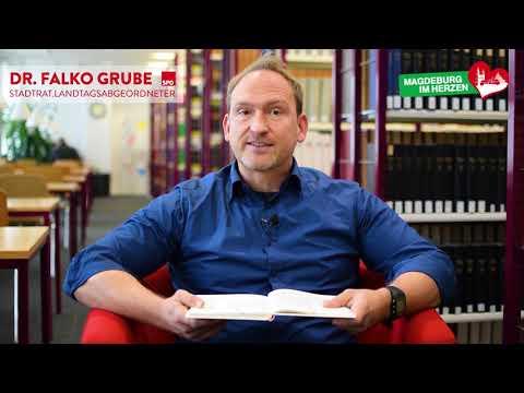 Dr. Falko Grube zum Vorlesetag am 20.11.2020