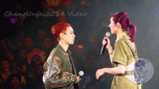 楊千嬅 + 鄭秀文- 終身美麗@Let's Begin世界巡迴演唱會 2015.01.27