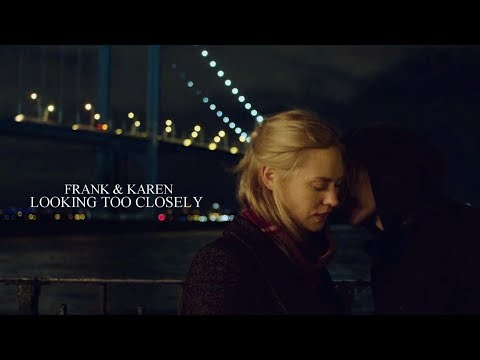 ►Looking too closely   Frank & Karen