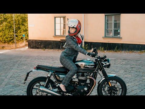 Why I'm Riding Solo | Hanna Johansson