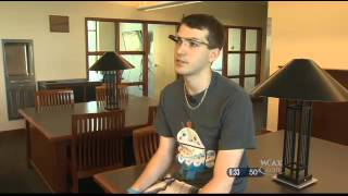 WCAX Vermont - Seeing the world through Google Glass (Ryan Warner)