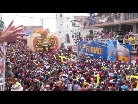 Las Tablas Carnival, Panama - Day 1 Parades - Calle Abajo & Calle Arriba