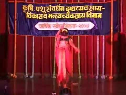 Mantralaya Sneh Sammelan 2007 Fatala ga Kona Lavani nrutya
