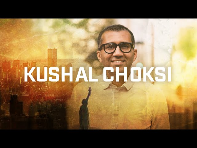 Kushal Choksi 9/11 Survivor, Author of On a Wing and a Prayer, Breathwork and Meditation Instructor