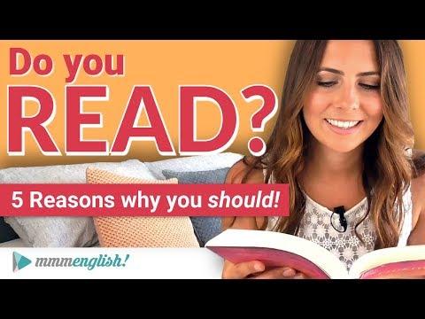 Does Reading Help You SPEAK English? ??