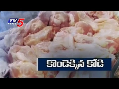Chicken And Egg Prices Soar In  Hyderabad | TV5 News