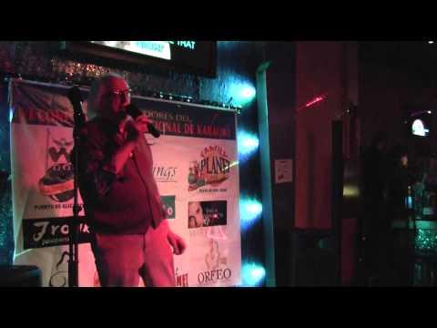 Jesús del Val. Fee Lings-karaoke Alicante