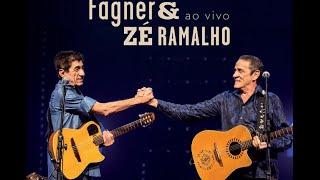 Fagner e Zé Ramalho (Ao Vivo) - Áudio Completo