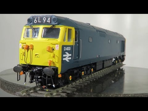 50 years of the Class 50s, Hornby D400 review and class history
