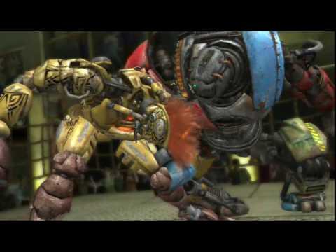 REAL STEEL-METRO destroys all robots(Ambush,Noisy Boy,Midas,Twin Cities,Atom,Zeus)Живая Сталь