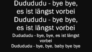 Christina Stürmer - Vorbei (Lyrics & English Translation)