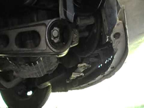 2006 Pt Cruiser Engine Mounts Youtube