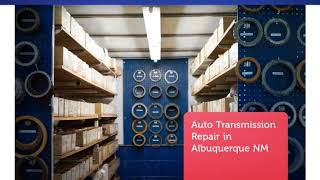 Tranco Auto Transmission Repair in Albuquerque, NM