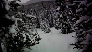 Vail Backcountry Skiing POV - American Royalty: Lately Thumbnail