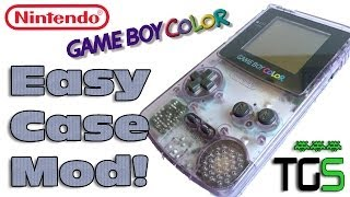 How to Easily Replace a Game Boy Color Housing