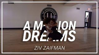 Ziv Zaifman The Greatest Showman | A Million Dreams | Choreography by Lianne Tammi