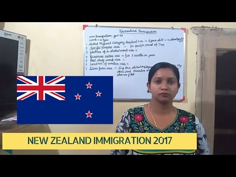 New Zealand Immigration 2017 : Apply Online & Immigrate to New Zealand