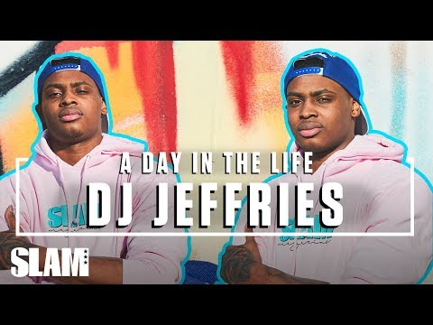 DJ Jeffries is Bringing MAMBA MENTALITY to Memphis �| SLAM Day in the Life