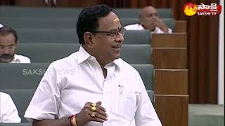 MLA Chinna Appalanaidu Speech Over tdp rude behaviour in Assembly - Sakshi TV