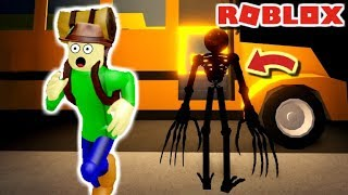 🔥🏕WILL BALDI SURVIVE A SCARY HIGH SCHOOL CAMPING TRIP?! | Le côté étrange de Roblox: High School