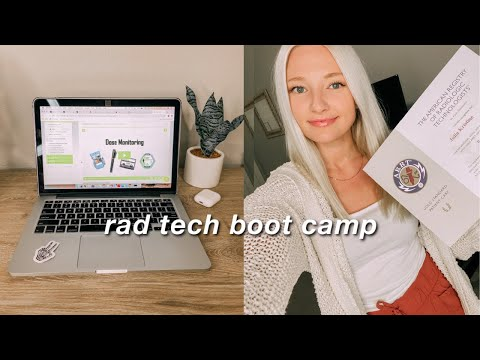 How To Use RadTechBootCamp To Study For (& Pass!) ARRT Radiography Boards