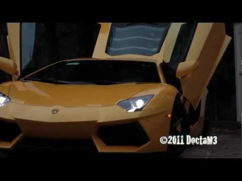 Lamborghini Aventador Interior & Exterior Overview with Startup & Rev