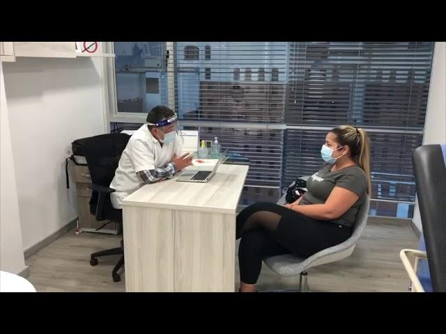 Consulta prequirúrgica en tiempos de pandemia | Testimonio Laura Rendón Parte 1
