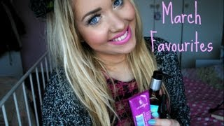 March Favourites Thumbnail