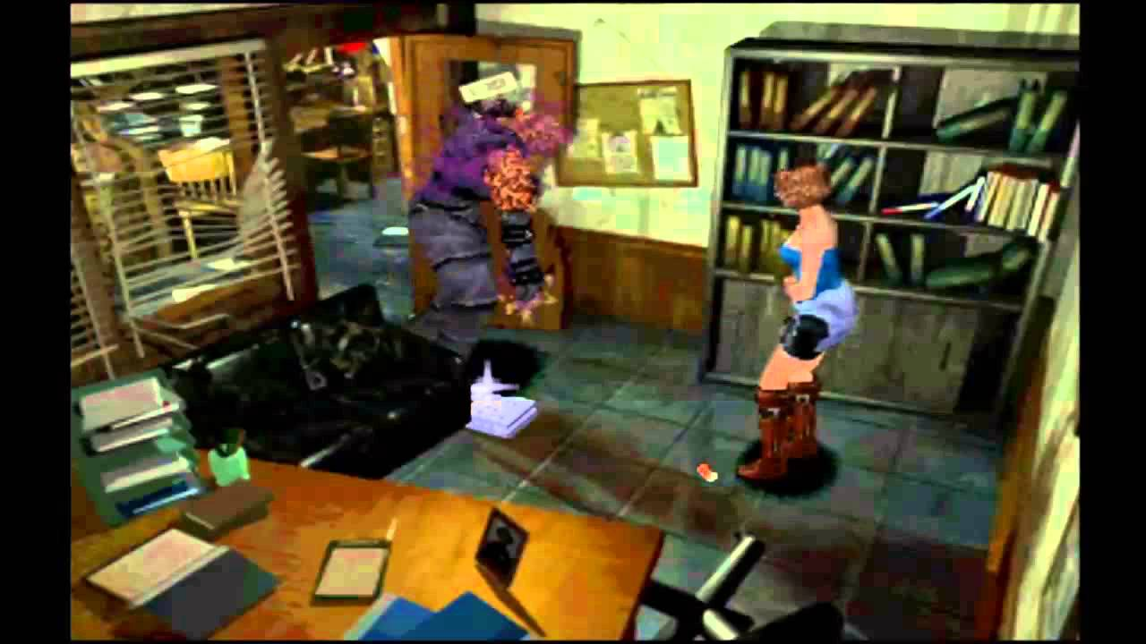 Resident Evil 3 Nemesis 3 He S Got A Rocket Launcher Youtube