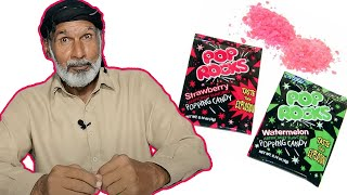 Tribal People Try Pop Rocks For the First Time