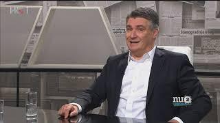 Nedjeljom u 2 - Zoran Milanović, 08.09.2019.