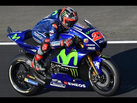 2017 #FrenchGP - Yamaha in action