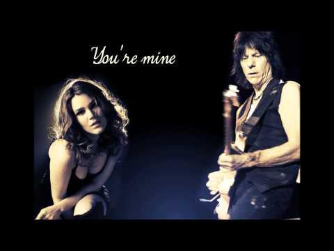Joss Stone & Jeff Beck - I put a spell on you (lyrics)