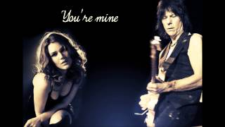 Joss Stone & Jeff Beck - I put a spell on you (lyrics)