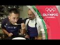 Mauro Nespoli Hits the Taste Target with Chef Enrico Crippa | Transform My Meal