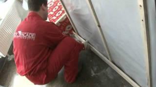 Роквул лайт баттс - инструкция по монтажу(В этом видеоролике Вы можете увидеть профессиональный монтаж утеплителя роквул лайт баттс. Купить со скидк..., 2011-11-23T19:05:15.000Z)