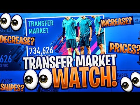 UCL SELL TIMES? TREND FOR WEEK AHEAD? GOLD CARDS? FIFA 19 Ultimate Team